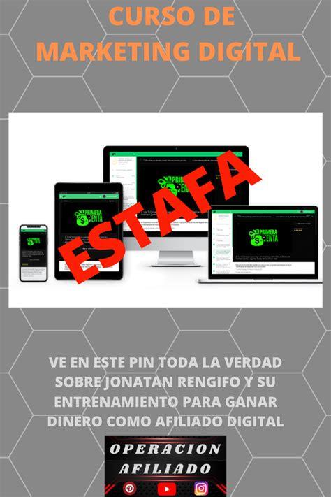 Conoces al emprendedor digital Jonathan Rengifo y a su ...
