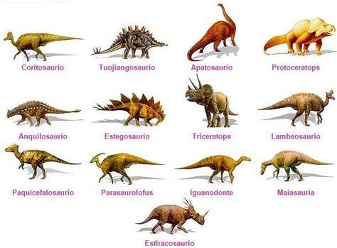 ¿Conoces todos los tipos de #dinosaurios que existen? vía ...