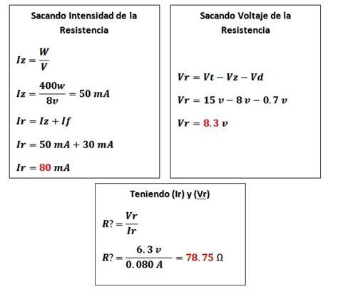 Conocimiento Conjunto: Calcular resistencia en circuito ...