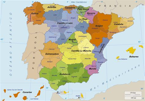 Conozca cuales son las Islas en España y todo sobre ellas