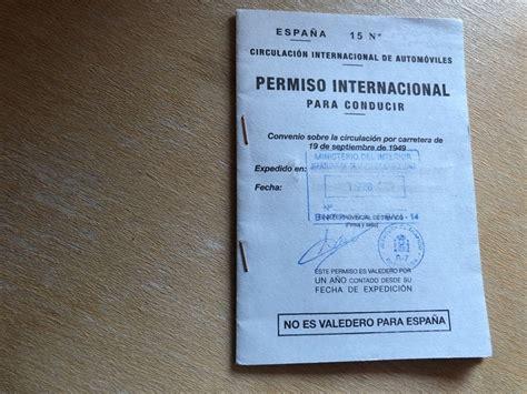 Conseguir el permiso internacional de conducir   IATI Seguros