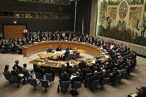 Consejo de Seguridad de las Naciones Unidas   Wikipedia ...