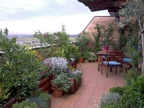 Consejos para colocar plantas en la terraza | Paisajismo ...