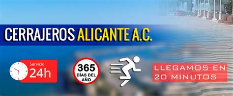 Consejos para contratar cerrajeros en Alicante   Notas de ...