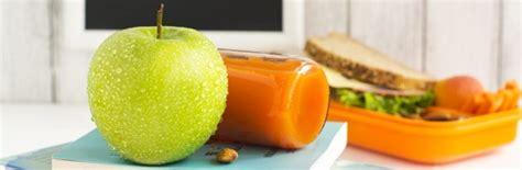 Consejos para el almuerzo del colegio | Nutrición