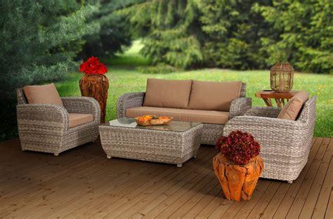 Consejos para elegir muebles de jardín   Exterior   Mi ...