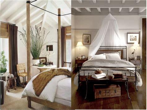 Consigue un dormitorio de estilo colonial en 7 pasos