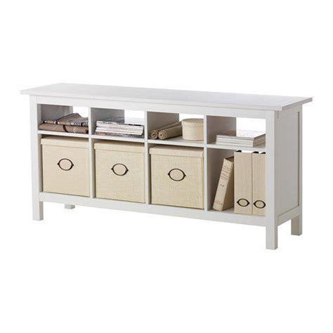 Consola de madera de Ikea