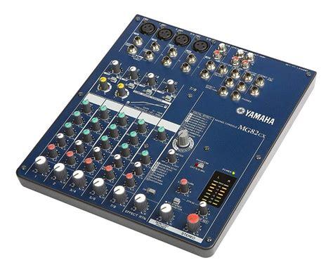 Consola Yamaha Mg 82cx 8 Canales Con Efectos Profesional ...