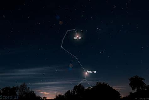 Constelación de Escorpio | Constelación de Escorpio. Con ...