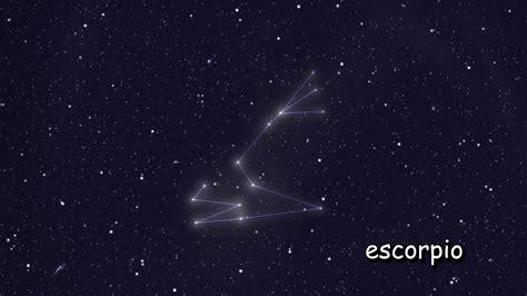 Constelacion de Escorpio vista en 3D   YouTube