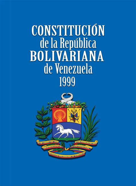 CONSTITUCION DE LA REPUBLICA BOLIVARIANA DE VENEZUELA 2011 PDF