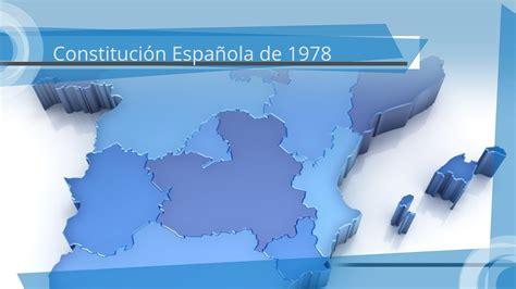 Constitución española 1978   MasterD   YouTube