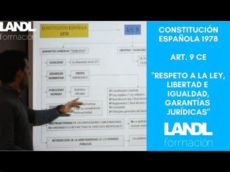 Constitución española 1978 para oposiciones y esquema ...