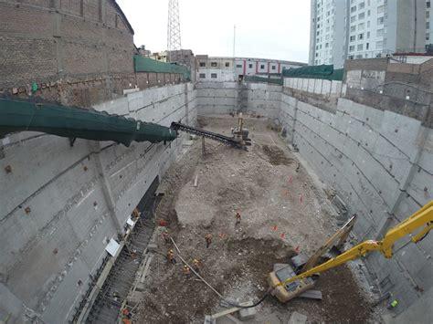 CONSTRUCCION Y REMODELACION: MUROS ANCLADOS 5 SOTANOS
