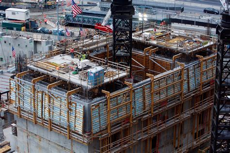 Construction Continues At Former World Trade Center Site ...