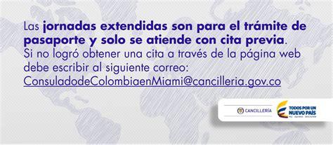 | Consulado de Colombia en Miami