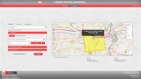 CONSULTA AQUÍ Código Postal de Lima y Callao y todo el ...