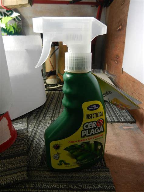 [Consulta] Sirve este insecticida?  tóxico    Fumatinga ...