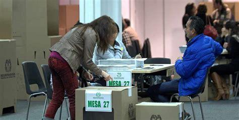 Consultar puesto de votación por cédula   Elecciones 2019