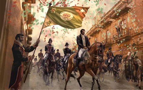 CONSUMACIÓN de la Independencia de México  27 de Sept 1821