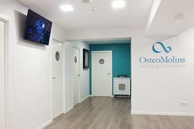 Contacte – Osteopatia Molins – Metges de Molins
