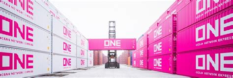 Container Specifications | ONE