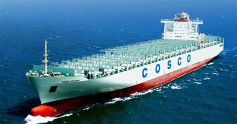 Container Tracking: COSCO Container Tracking