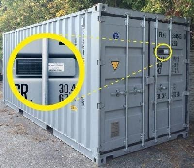 Container Tracking Device, Vehicle Tracking Installation ...