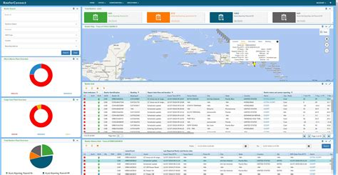 Container Tracking   ORBCOMM