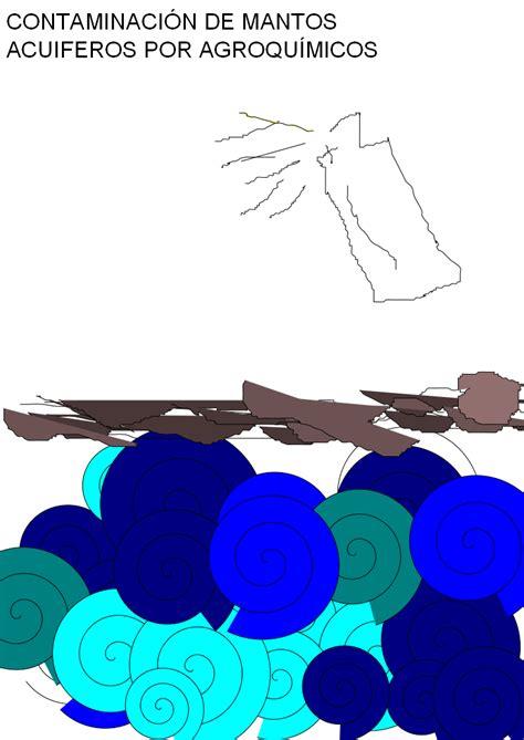 Contaminacion de mantos acuiferos por agroquímicos