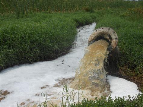 Contaminación del agua y dumping ambiental en México ...