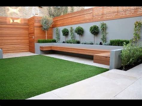 Contemporary Garden Fence Ideas   Ideal Home 2018   YouTube