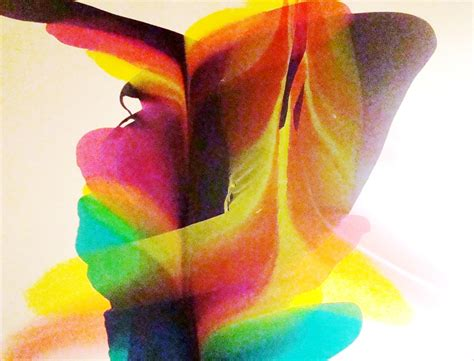 Contemporary Modern Art Watercolor by Marvin Markman ...