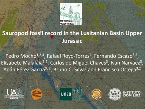 Contexto estratigráfico de los saurópodos del Jurásico ...