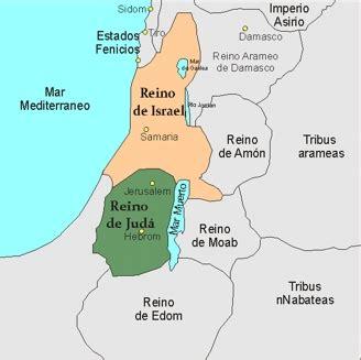 **Continuando hacia la meta**: El reino de Israel dividido