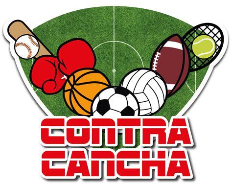 Contra Cancha. Logotipo Creado para Programa de Radio ...