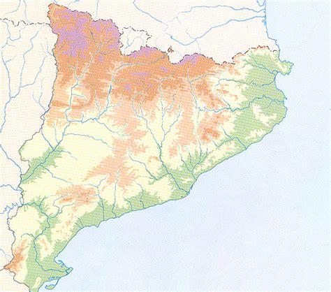 Control mapa físic de Catalunya + deures. Ciències Socials ...
