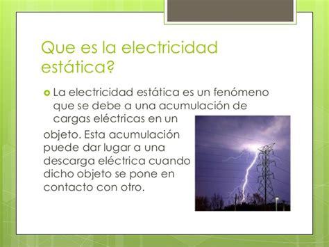 Control y riesgos de la electricidad estática en una ...