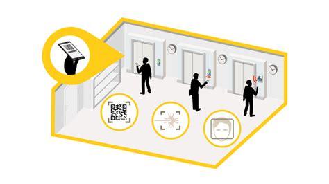 Controles de acceso sin contacto físico: una propuesta ...