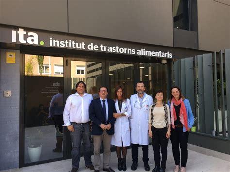 Convenio de colaboración con ITA  Institut de Trastorns ...