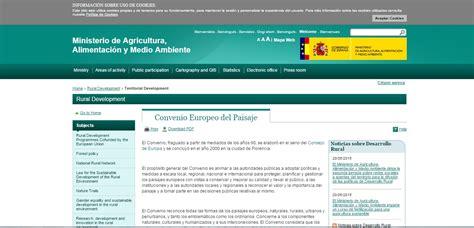 Convenio Europeo del Paisaje   Recurso educativo 729221 ...