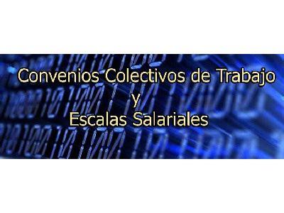 Convenios Colectivos de Trabajo