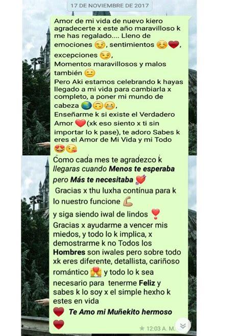 Conversaciones Amor Mensajes De Buenos Dias Para Mi Novio ...