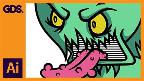 Convert a drawing into vector artwork in Adobe Illustrator ...
