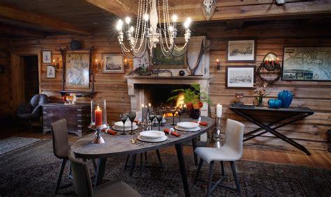 Convierte la casa de campo en tu refugio invernal   Foto