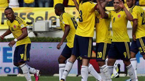 Convocatoria Colombia vs Holanda & Colombia vs Bélgica ...