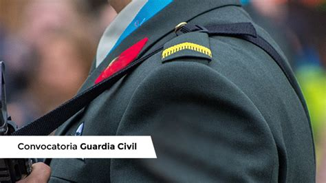 Convocatoria Guardia Civil Escala de Cabos y Guardias ...