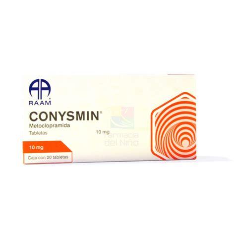 CONYSMIN  Metoclopramida  10 mg   Farmacia Del Niño ...