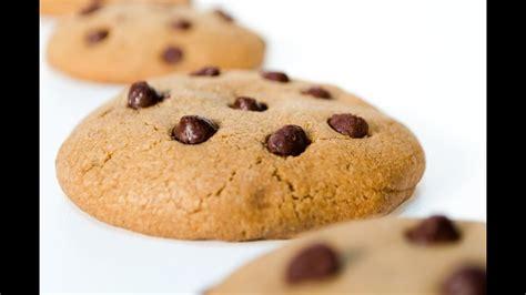 Cookies con Chips de Chocolate   Receta de Galletas con ...